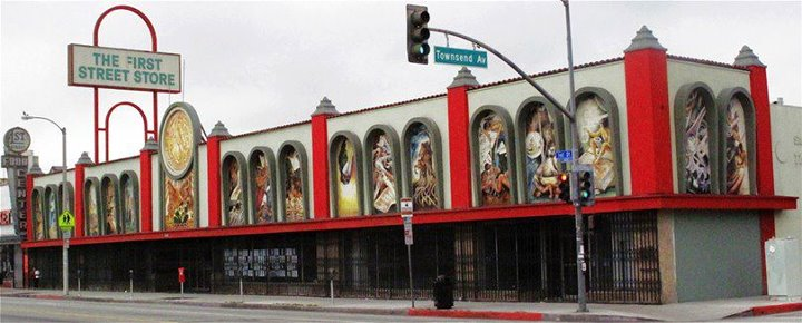 first street store. Mural Conservancy of Los Angeles (MCLA)